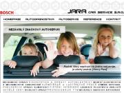 WEBOVÁ STRÁNKA JARA carservice s.r.o.