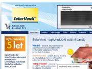 WEBOVÁ STRÁNKA SolarAir s.r.o