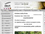 WEBOVÁ STRÁNKA HELFI s.r.o. Pohřební služba Praha