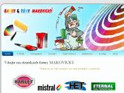 WEBOVÁ STRÁNKA Stavební firma Michal Makovický