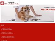 SITO WEB Veterinar MVDr. Vladimir Vavrin
