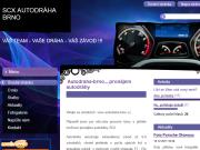 WEBOVÁ STRÁNKA SCX autodráha Brno Pronájem autodráhy Brno