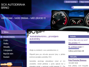 WEBOVÁ STRÁNKA SCX autodráha Brno