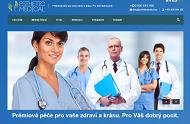 SITO WEB Esthetic Medical Clinic Klinika esteticke mediciny Praha