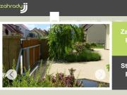 WEBOVÁ STRÁNKA Zahrady J+J s.r.o. Kompletn� realizace zahrad