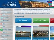 WEBOVÁ STRÁNKA Agnesa Bohemia s.r.o. Víza do exotických zemí Praha
