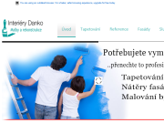 WEBSITE Interiery Danko Pavel Danko