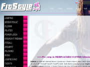 SITO WEB FitStyle Fitness studio