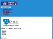 WEBOVÁ STRÁNKA MOHLIS - Brno, družstvo