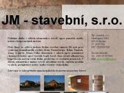 WEBOVÁ STRÁNKA JM - stavebn�, s.r.o.