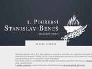 WEBOVÁ STRÁNKA Pohřební ústav a služby - Stanislav Beneš