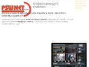 SITO WEB PSWNET Zlin s.r.o. Kamerove a bezpecnostni systemy Zlin