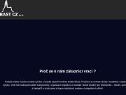 WEBOVÁ STRÁNKA BAST CZ s.r.o.