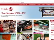 SITO WEB PrintPoint s.r.o. Tiskove centrum Praha