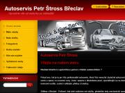 SITO WEB Autoservis Petr Stross Breclav