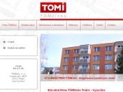 SITO WEB TOMIreko, s.r.o.