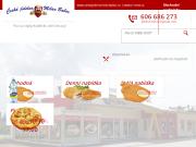 SITO WEB Milan Babor Ceska jidelna Ostrava