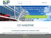 SITO WEB LOP realizace, s.r.o. Hlinikova okna