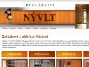 SITO WEB Petr Nyvlt Truhlarstvi Nyvlt