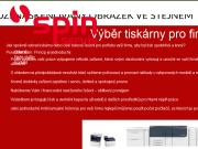 WEBOVÁ STRÁNKA SPIN SERVIS s.r.o.
