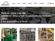WEBOVÁ STRÁNKA GF Machinery s.r.o.