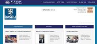 WEBOVÁ STRÁNKA DASOLI s.r.o.
