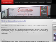 SITO WEB CAMELA AUTOPLACHTY s.r.o.