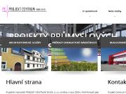 WEBOVÁ STRÁNKA PROJEKT CENTRUM NOVA s.r.o.