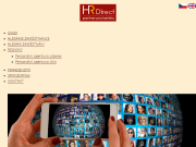 SITO WEB HR Direct s.r.o.