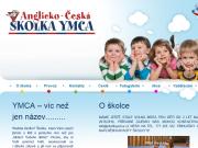 WEBOVÁ STRÁNKA Anglicko-česká školka Ymca