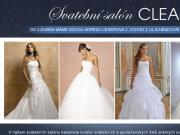 SITO WEB Lenka Klimova - Svatebni salon CLEA