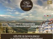 SITO WEB Hotel Praha**** Hrensko Jaroslav Doubek