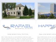 SITO WEB Dentalni centrum Happy Smile MUDr. Rafael Chajrusev
