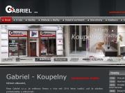 WEBOVÁ STRÁNKA Koupelnov� studio Gabriel s.r.o.
