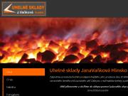 WEBOVÁ STRÁNKA Uhelné sklady Hlinsko