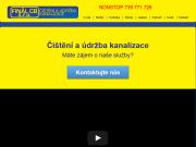 WEBOVÁ STRÁNKA FIN�L CB s.r.o. Havarijn� slu�ba �esk� Bud�jovice