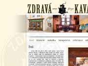 WEBOVÁ STRÁNKA Zdravá Kavárna Zdeněk a Helena Grůzovi