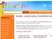 WEBOVÁ STRÁNKA EASYTOYS.CZ Internetový prodej hraček