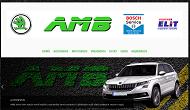 WEBOVÁ STRÁNKA AMB servis s.r.o. Autoservis Praha 4