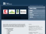 WEBOVÁ STRÁNKA BEST - TECHNICKÁ, s.r.o.