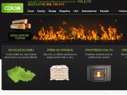WEBOVÁ STRÁNKA COXYS - Biopaliva s.r.o.