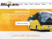 WEBOVÁ STRÁNKA DaTa Expres, a.s.