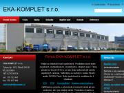 SITO WEB EKA - Komplet, s.r.o. Stavby na klic Plzen