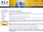 SITO WEB EZ INVEST, s.r.o.