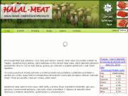 WEBOVÁ STRÁNKA HALAL - MEAT s.r.o. Praha 3 Halal Maso