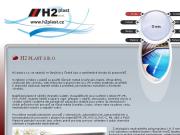 WEBOVÁ STRÁNKA H 2 plast s.r.o.