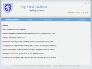 WEBOVÁ STRÁNKA Ing. Hana Slavíková - daňový poradce ev. č. 1511