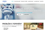 WEBOVÁ STRÁNKA Ing. Miloš Bartušek