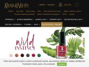 WEBOVÁ STRÁNKA Krásné nehty s.r.o. Nehtový e-shop