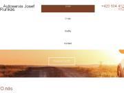 SITO WEB Josef Runkas - autoservis